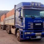 Trasporto e consegna del materiale direttamente in cantiere